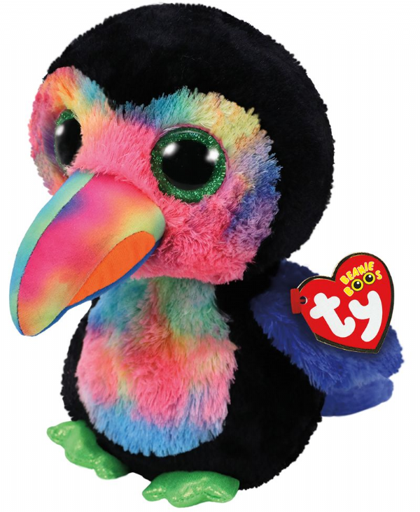 Beaks the Toucan Beanie Boo by TY